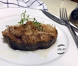 法国银鳕鱼(煎 & 蒸)的做法
