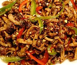 宝藏蟹味菇的做法