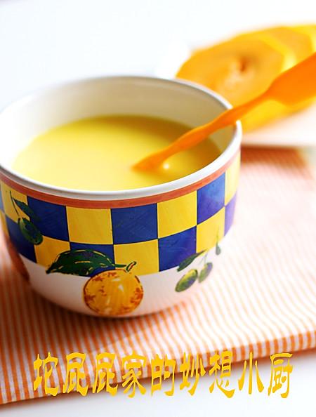 南瓜豆浆的做法