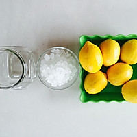 瘦身柠檬醋的做法图解1