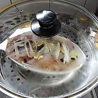 豉椒清蒸鱼片的做法图解5