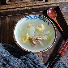 虾米排骨冬瓜汤