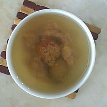 青橄榄瘦肉汤