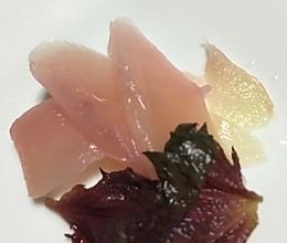 日式姜片的做法