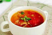 番茄鱼片汤的做法