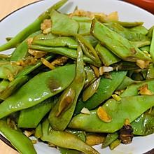 超入味的炒宽扁豆