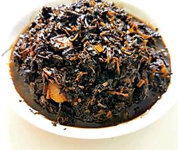 梅菜笋干烧五花肉的做法
