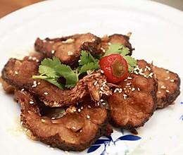 《回家吃饭》上海熏鱼的做法