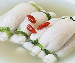 【福袋菌菇汤】菌菇肉馅这样吃,比包子更美味!的做法