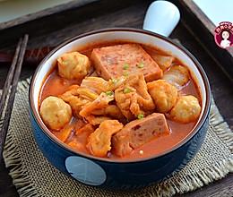 辣白菜火锅的做法