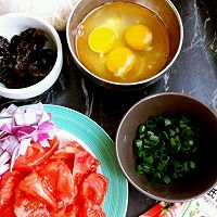 西红柿打卤面的做法图解4