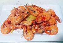 清蒸大虾#营养丰富的做法