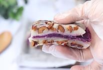 红枣紫薯切糕的做法