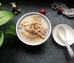 #以美食的名义说爱她#猪肚笋汤的做法