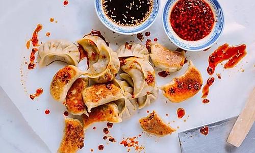 煎饺的做法