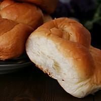 最淳朴的味道&古法老面包的做法图解4