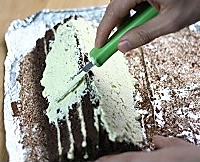 屋顶蛋糕的做法图解9