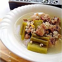 苦瓜排骨汤的做法图解5