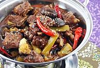 红酒豆豉干锅脆排(干锅排骨)的做法