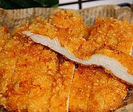 鸡排顶级炸法❗️炸鸡排外酥里嫩最地道做法❗️的做法