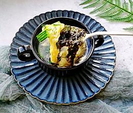 #憋在家里吃什么#紫菜蛋花汤的做法