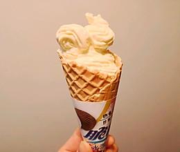 冰淇淋甜筒的做法