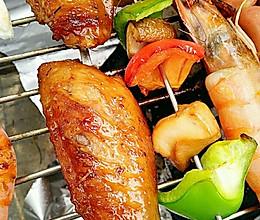 家庭烧烤#宴客拿手菜#的做法
