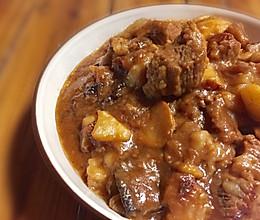 天津黄焖牛肉的做法
