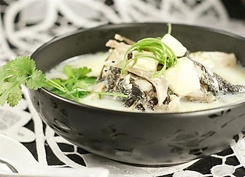 鱼头豆腐脑