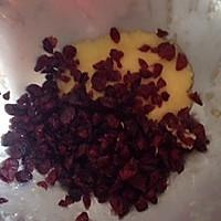 酥香蔓越莓饼干的做法图解4