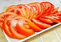 炎炎夏日,必须凉菜--火山飘雪(凉拌番茄)的做法