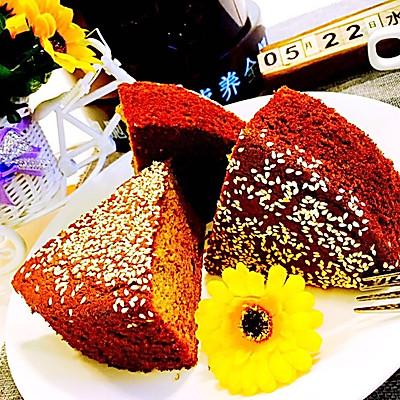 豆浆红枣金丝枣糕-【九阳食尚学院】