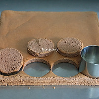 巧克力慕斯#美的烤箱菜谱#的做法图解12