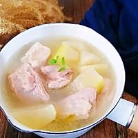 冬日御寒清炖萝卜羊肉汤的做法图解13