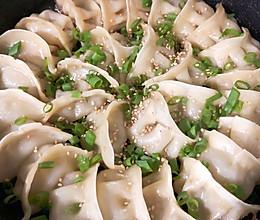 香脆可口的雪花煎饺的做法