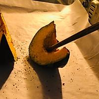 #硬核菜谱制作人#最朴素的贝贝南瓜的做法图解5