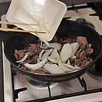 新手也会做的。日式肥牛饭的做法图解8