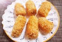 #橄享国民味 热烹更美味#酥炸香蕉的做法