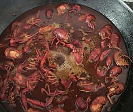 十三香小龍蝦香菜籽桂皮紅辣椒的做法