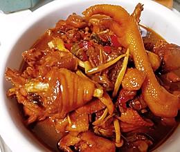 #憋在家里吃什么#糯香炖鸡肉的做法