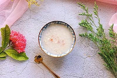 山药芡实薏米粥