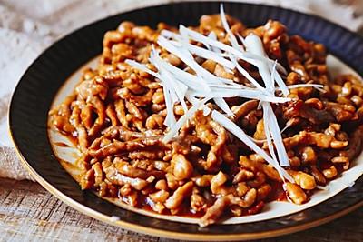 星座系列-传统京酱肉丝·摩羯座