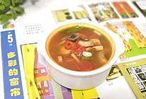 腐竹蘑菇汤的做法
