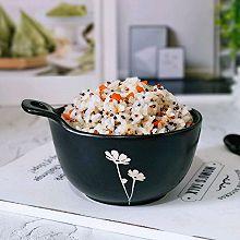 胡萝卜藜麦饭#秋天怎么吃#