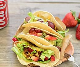 墨西哥主食-Taco(玉米饼夹肉)的做法