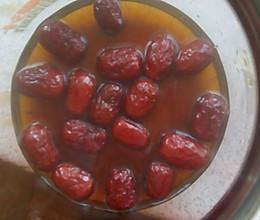 红糖大枣茶的做法