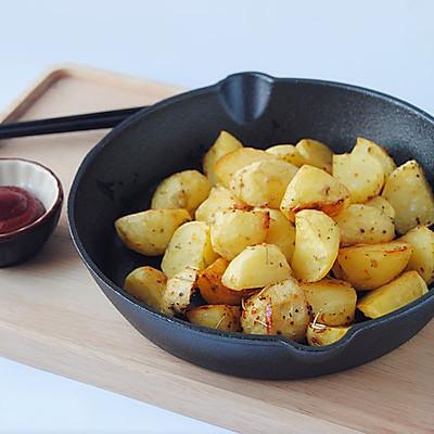 迷迭香辣土豆