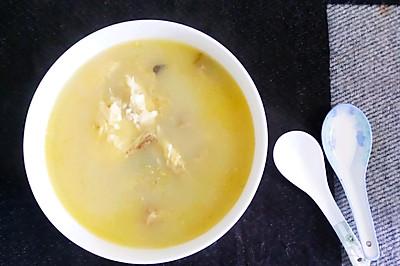 鱼排小排汤