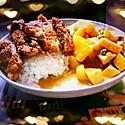 咖喱芝士猪排饭