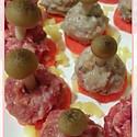 蟹味菇蒸双丸----小丽家常菜